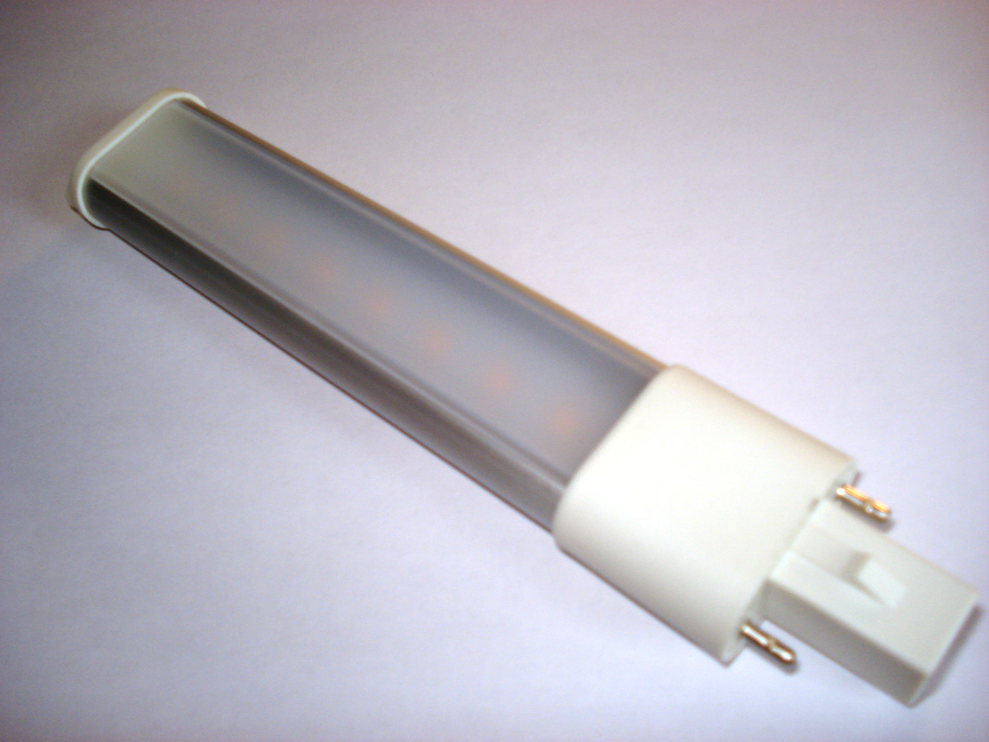 G23 LED PL lamp